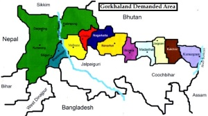 Gorkha land