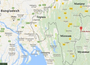 Bangladesh Mizoram